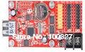 Электронные компоненты  оптовая продажа  светодиодная карта управления 16*1024  светодиодный дисплей  Одноцветный и двухцветный интерфейс USB