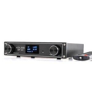 Image 4 - KGUSS DP A1 Digital Bluetooth 4.2 CSR64215 Amplifier USB/Optical/Coaxial/AUX Input TAS5352A 24Bit/192KHz 120w*2