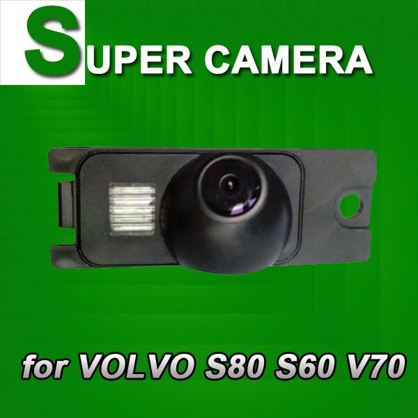 imágenes para Para sony ccd volvo s80 s60 v70 opinión posterior del coche aparcamiento cámara copia de seguridad del revés del coche cámara de visión nocturna