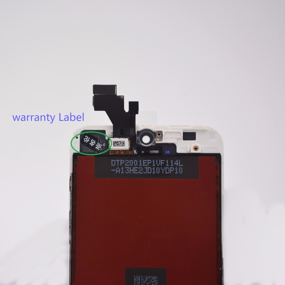 lcd display screen digitizer for iphone 5 5g white-8