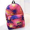 2016 Fashion School Bags For Teenagers Stars Printing Backpack School Book Backpacks Flag Bag