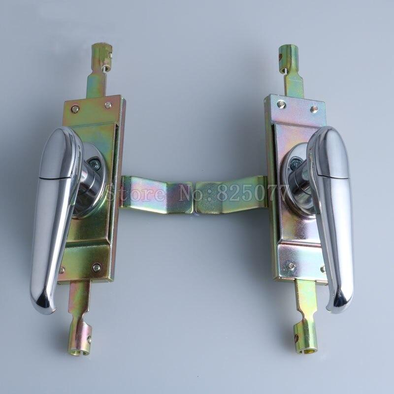 1 pièces boîte de Distribution poignée serrure type étanche grande armoire industrielle serrure rotor/came serrure, bielle JF1337