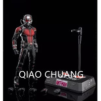The Avengers 3 Alloy Model Superhero Ant Man Movable Joints PVC Action Figure Model Giocattolo G1233
