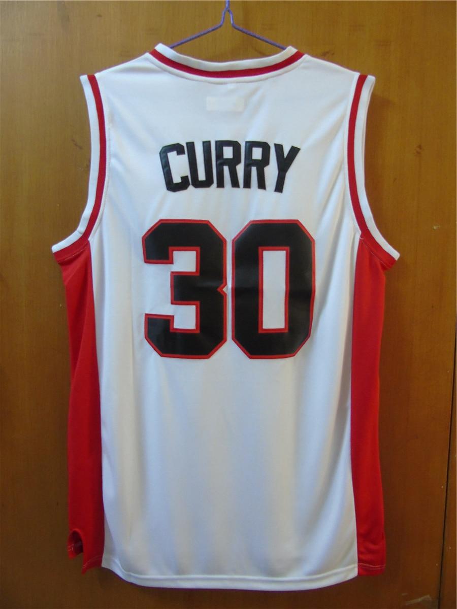 best service 3a613 0fc21 ncaa basketbal jerseys davidson wildcats 30 stephen curry ...