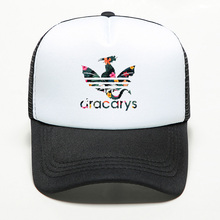 New Brand Dracarys Game of Thrones Baseball Cap Women Men Snapback Mesh Hat Truc