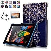 Case For Lenovo Tab3 7 730 730F 730M Tb3 730F Tb3 730M 7 Cover Funda Tablet