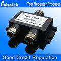 2 maneira poder divisor 800 ~ 2500 Mhz sinal de telefone celular repetidor poder divisor
