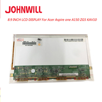 8.9 Inch Lcd Led Screen Replacement for Acer Aspire One A150 ZG5 KAV10 Laptop Display Matrix Screen B089AW01 N089L6 L02
