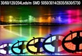 5m LED strip 5050 5630 5730 2835 3014 12V Non Waterproof IP65 flexible stripe light 30 60120leds/m warm white red greed blue RGB