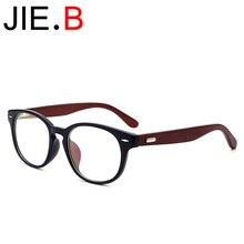 Redwood leg glasses frame new trend handmade unisex