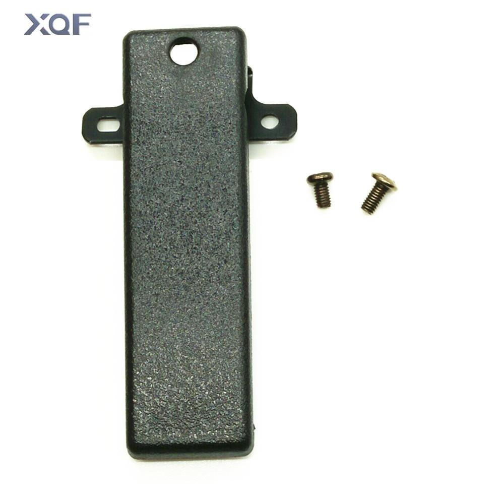 10Pcs/Lot Belt Clip For Kenwood TK-3107 TK-2107 TK-378 TK-278 Two Way Radio