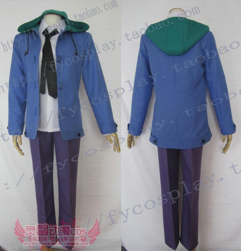 2016 Future Diary Aru Akise Cosplay Costume