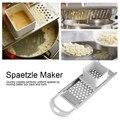 Spaetzle Maker Nokedli Szaggato венгерские вареники Galuska Картофельная овощерезка  с удобной ручкой