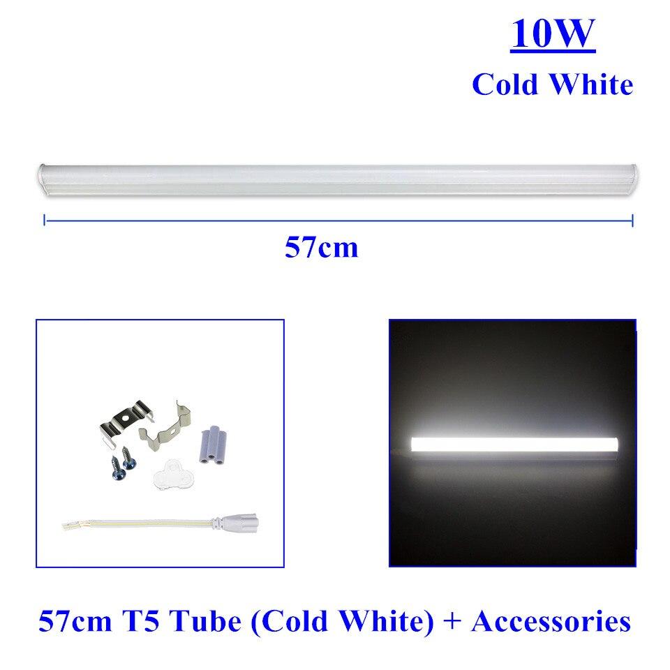 LED Tube T5 Light 6W 10W LED Fluorescent Tube LED T5 Tube Lamps T5 Integrated 200V~240V warm white Light Lampara Ampoule indoor