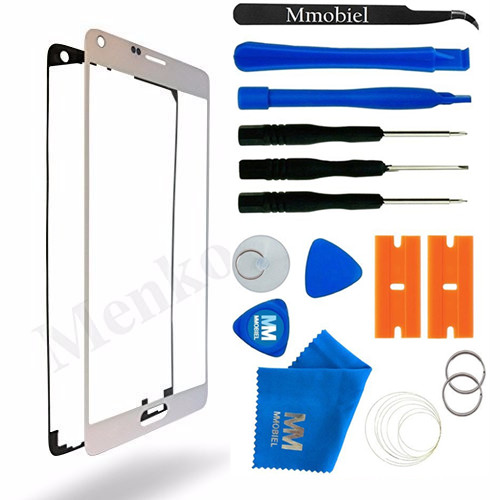 Black Screen Glass Lens Replacement for Samsung Galaxy Note 5 b562