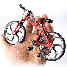 1:10 Bilancia Diecast In Metallo del Modello Della Bicicletta Città Piegato Bicicletta Della Bici Della Strada Per La Raccolta del Giocattolo