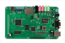 цена Free shipping DSP development board TMS320VC5509A DSP5509 development board TMS320VC5509A DSP5509 онлайн в 2017 году