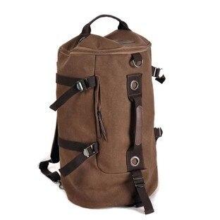 Vintage Canvas Backpack Rucksack School Satchel Bag Back Pack XK03