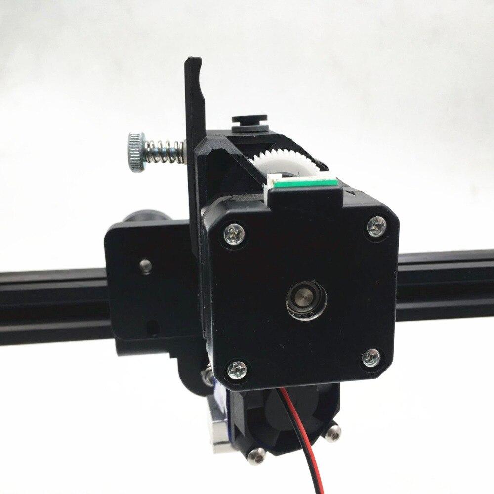 12 v creality CR-10/Ender-3 bmg extrusora de movimentação direta extrusora montagem v6 hotend kit 1.75mm