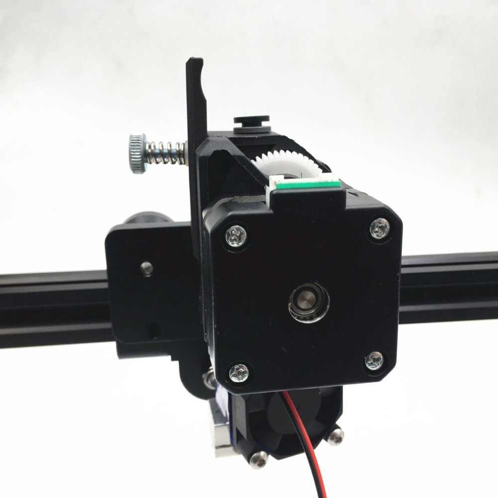 Creality CR-10/Ender-3 BMG Extruder Direct Drive Extruder mount V6 hotend  kit 1 75mm