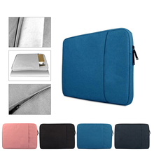 цена на Laptop Bag for Macbook Air 13 11 12 15 inch Pro 13.3 15.4 Retina Case Sleeve 14 15.6 inch Computer Case for Xiaomi Lenovo Asus