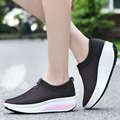 Height Increasing 2016 Summer Shoes Women's Casual Shoes  Fashion  for Women Swing Wedges Shoes Breathable