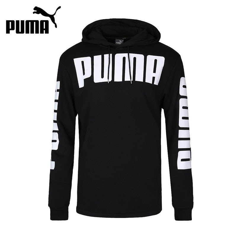 Original New Arrival 2018 PUMA Rebel Hoody TR Men's Pullover Hoodies Sportswear