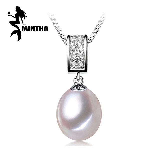 Mintha vintage pearl necklace pink pearl fashion design natural mintha vintage pearl necklace pink pearl fashion design natural pearl jewelry pearl necklaces pendants aloadofball Choice Image