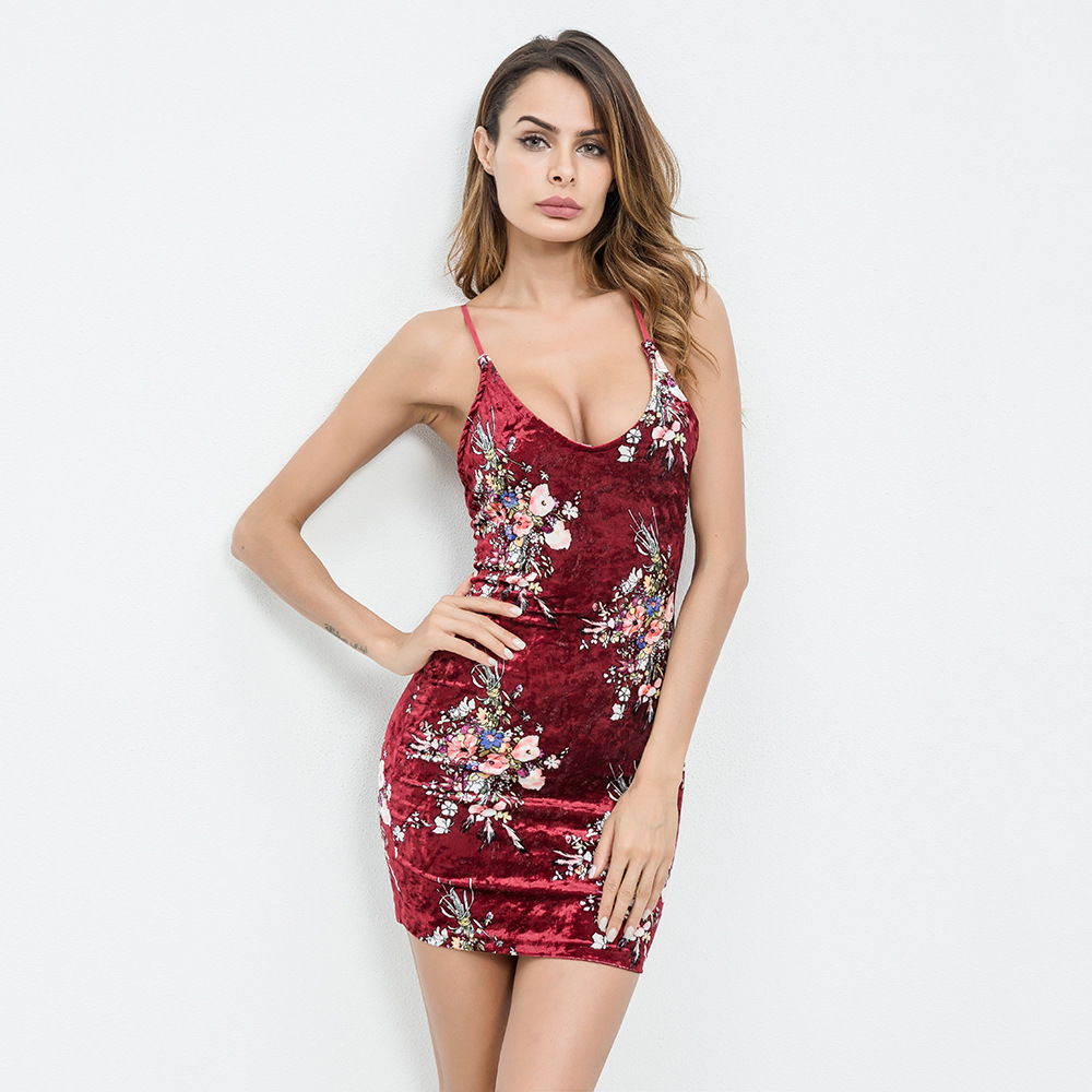 2018 Fashion New Dress women For spring sexy summer dress Vestido women of big size beautiful women halter playful dress