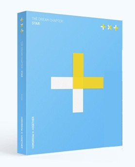 MYKPOP 100 OFFICIAL ORIGINAL TXT THE DREAM CHAPTER STAR First Album Set CD KPOP Fans