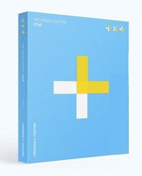 [MYKPOP] ~ 100% ORIGINAL officiel ~ TXT le chapitre de rêve: STAR-premier Album Set CD-KPOP Fans Collection SA19050403