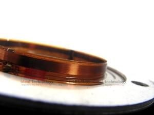 "Image 4 - Diaphragm for Behringer Eurolive 34T120H8 B114 B115 8 ohm 1.35"" Speaker Horn Driver 34T30D8 Flat wire"