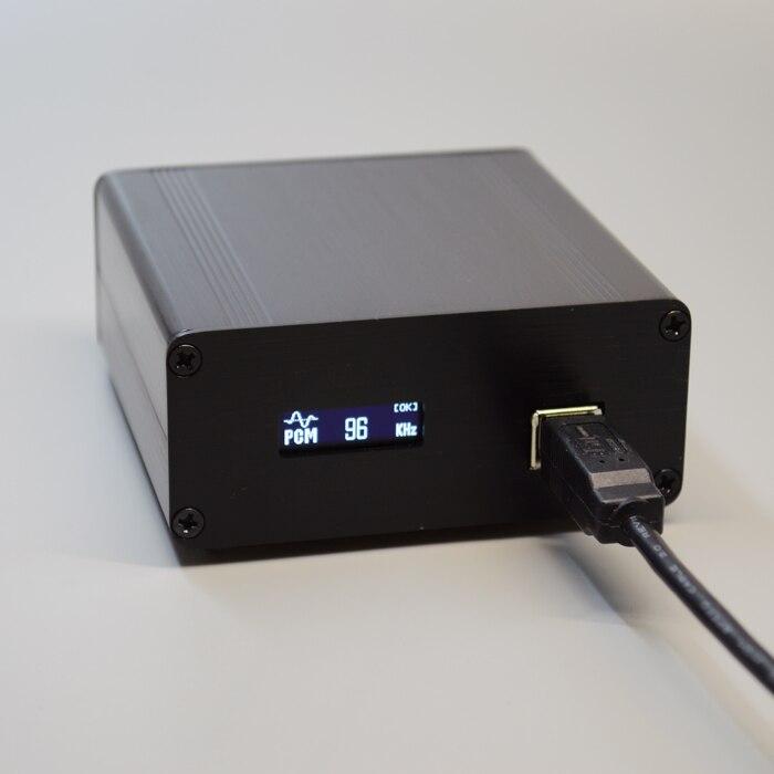 USB-200 Interface USB HiFi audio I2S IIS PCM 384 KHz DSD128 5 V/3.3 VUSB-200 Interface USB HiFi audio I2S IIS PCM 384 KHz DSD128 5 V/3.3 V