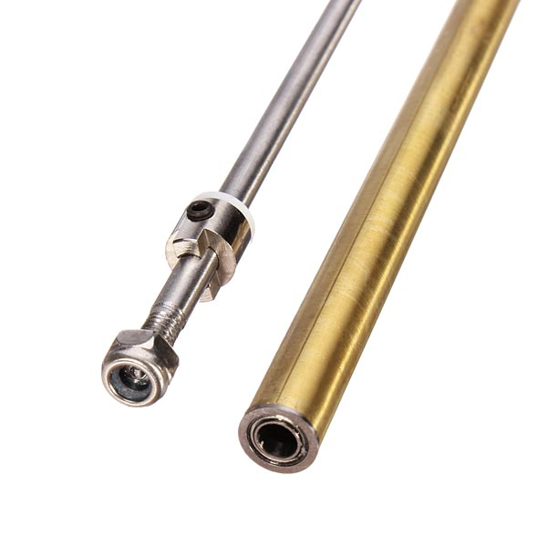 Stainless Steel 8mm//4mm Marine Prop Shafts For RC Boat Parts