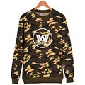 Westworld Camouflage Hoodies Pullover Men And West Wotld Hot Sale Sweatshirts Autumn Style XXS To 4XL Camouflage Hip Hop Clothes