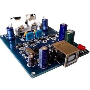 Image 2 - new 4 X  L1387DAC four pcs TDA1387 DAC hifi USB decoder for amplifier better than TDA1543  G4 011