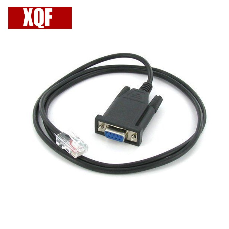 XQF USB Programming Cable For ICOM IC-F121 IC-F621 OPC-1122 Radio