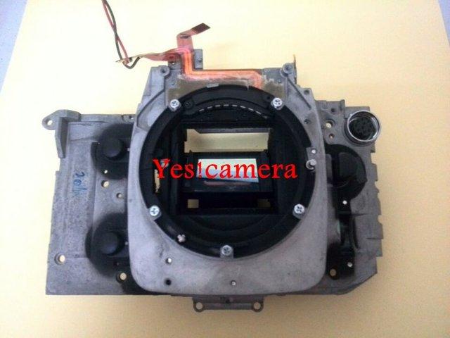 Caja original espejo Cuerpo marco para Nikon d300 reparación de la Cámara reemplace las piezas