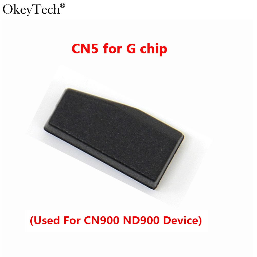 repeat clone by CN900 and ND900 High quality CN5 copy G Chip 80 bit For Toyota