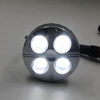 High Power 2Pcs Set 8 Led 8W Universal Car Light Source Waterproof DC12V DRL Daytime Running