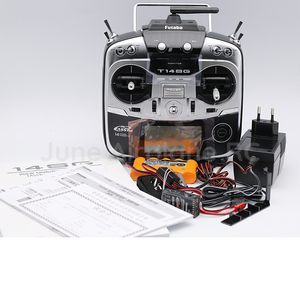 Image 2 - Trasmettitore Futaba 14SG 2.4Ghz FASSTest 14ch e Modalità di R7008SB HV Ricevitore per RC Helicopter Multicopter 2