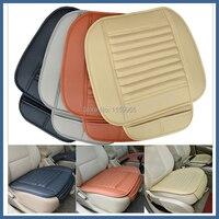 Dostawy samochodów pokrowce na siedzenia Samochodowe letnie premii fotelik samochodowy poduszki, bambus węgiel skóra monolityczne reiz K5A4 A5 siedzisko fotela