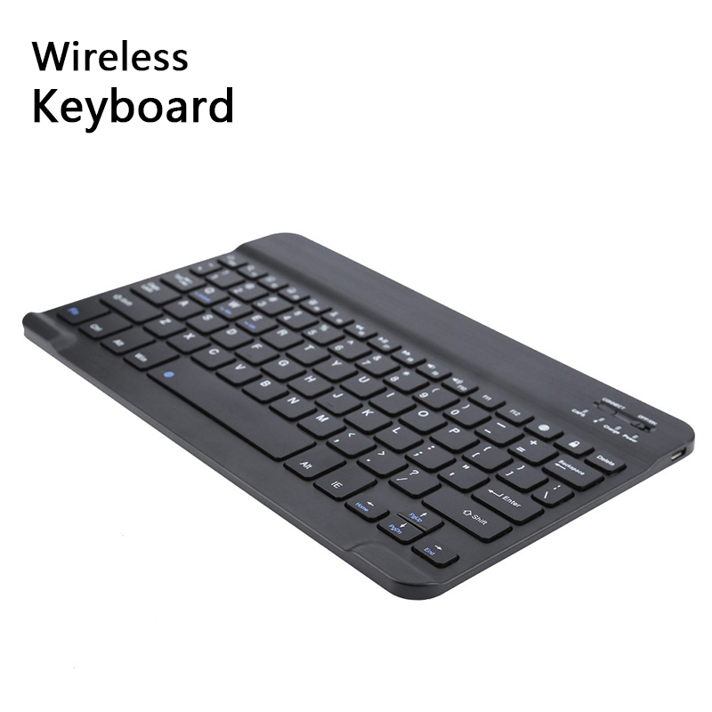 mini Keyboard Wireless Keyboard Wireless Bluetooth Keyboards For Ipad Android Tablet PC For Iphone Mobile Phone Windows Laptop(China)
