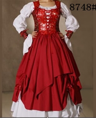 Online Buy Wholesale renaissance medieval costume from China ...