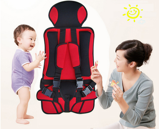 S007 Fress Shipping Portable baby car seat baby safety seat car seat Children's Chairs in the Car seat cover Car