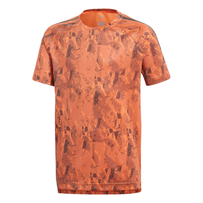 Original b r cool synthetic-trainning jersey orange-adidas, original jersey