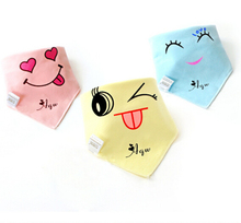 Cartoon Baby Bibs Waterproof Scarf  Apron Towel Accessories Clothing infant saliva tissue