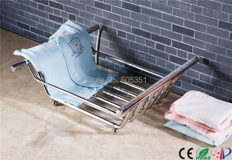 baby product heating stainless steel towel basket electric clothes drying rack towel warmer HZ-902A high tech and fashion electric product shell plastic mold