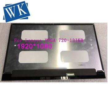 Original For YOGA 720-13IKB 720-13 screen assembly LP133WF4 SPB1 1920X1080 LCD screen