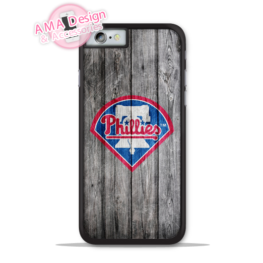 Philadelphia Phillies Baseball Phone Cover Case For Apple iPhone X 8 7 6 6s Plus 5 5s SE 5c 4 4s For iPod Touch